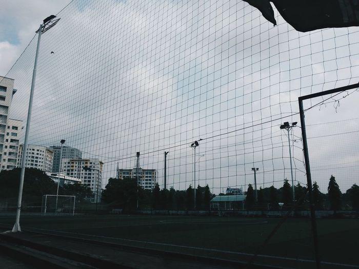 It's hotttt 🛀🛀🛀 Football Sohotoutside Butfun Withmyfriends Yayyyyyyy😊 Followme And Iwillfollowback