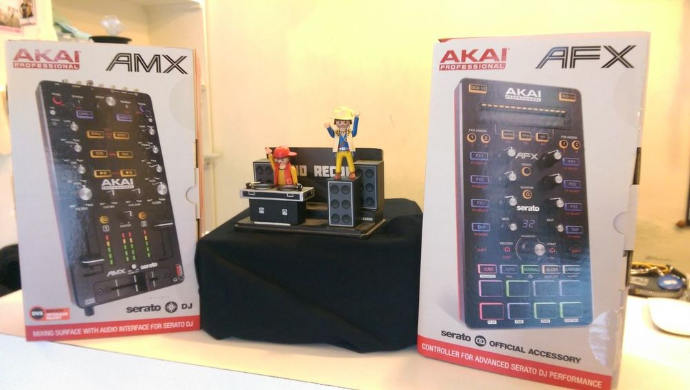 Akai AMX/ AFX fresh arrivals!!!! Dj New Arrival