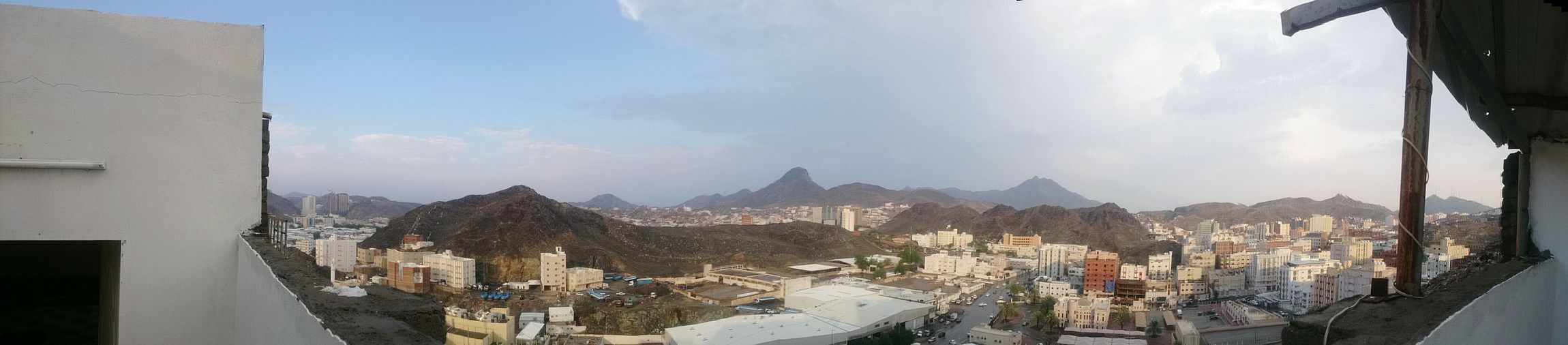 Makkah after Raining Storm ☝😋,... Mountains Walking The Stairs Clouds And Sky Cloudporn Cloudsscape Sky Sky And Clouds Evening Sky Blue Sky Rainy Days☔ Rainy Day After Rain View City Scape City Life City Scene City Scapes From Above  From My Point Of View Panorama Panorama View Panoramaview Panoramashot