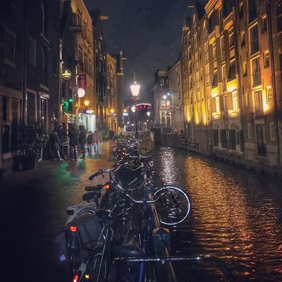 Amsterdam Time Street Bicycles Moment Istanday Instagram Instalife Instalife Picoftheday Enjoy Europe Tag Followme
