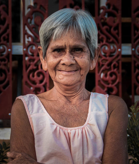 women. Portrait Senior Adult Smiling Looking At Camera One Person Women Capture Tomorrow