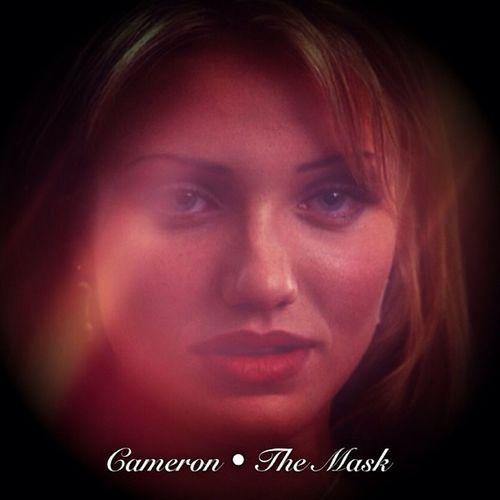 "Cameron Diaz su ""The Mask"" • Spettacolo • TheMask CameronDiaz Jimcarrey Cultmovie cult movie"