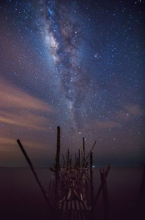 Reach Star - Space Astronomy Space And Astronomy Night Milky Way Galaxy Constellation Star Field Sky Landscape Space No People Outdoors Milkyway Sonyphotography Sony A6000 Sonyimages Alphauniverse Sonyalpha Sony Travel Malaysia Lost In The Landscape