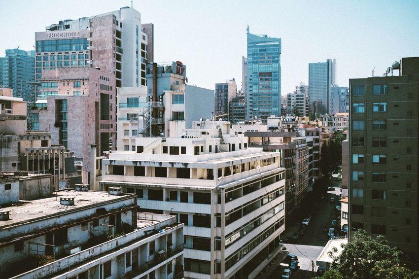 Beirut,2017 Architecture City Skyscraper Cityscape Outdoors