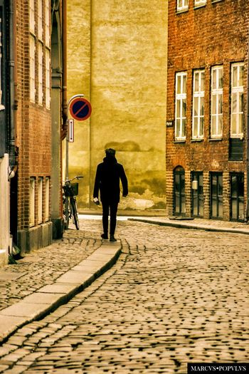Architecture Building Exterior City Men One Person Only Men People Real People Walking