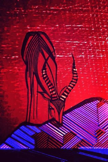 Tape Art TAPE OVER Getting Inspired Check This Out