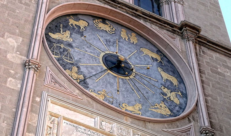 Architecture Astrology Sign Astronomical Clock Bell Tower Building Exterior Campanile Clock Clock Tower Duomo Di Messina Gold Colored History Messina No People Orologio Astronomico Outdoors Piazza Duomo A Messina Sicilia Stretto Di Messina Time Travel Destinations