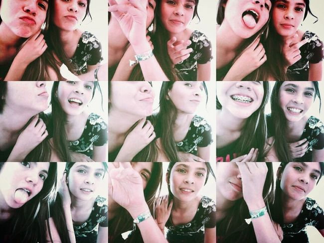 My Best Friend Is Better Than Yours. <3 I Love Her <3 My Bestfriend She Like My Sister♥ Together Forever I'll never leave you?❤️????☝️