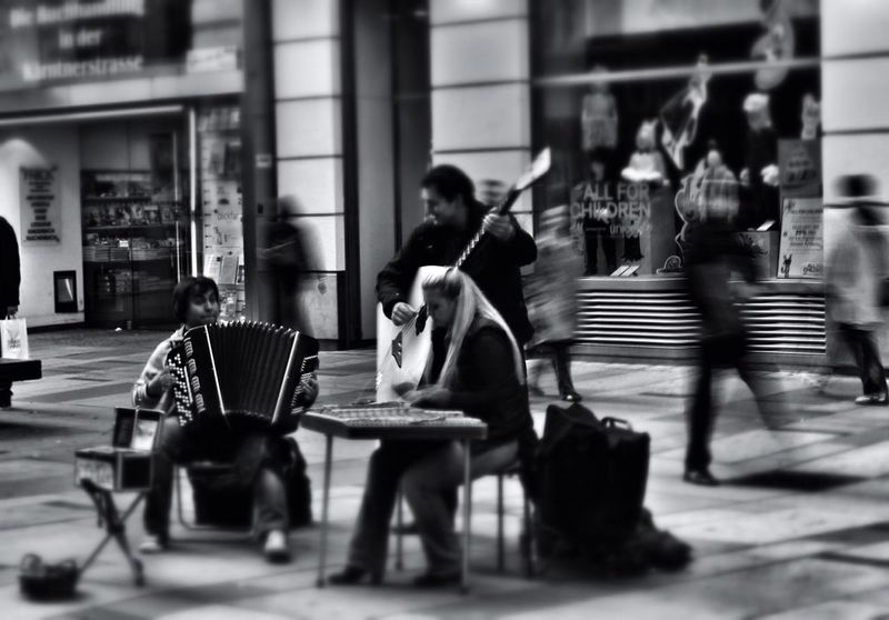 Viena Divestreetphotography Stoping Time Flippa K Asks: What Inspires You?