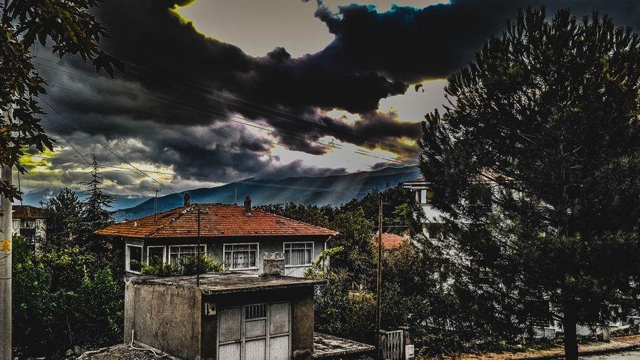Cloudy Sunbeam