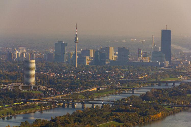 Cityscapes City View  Smog Landscape