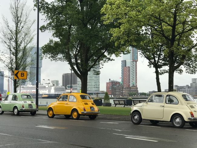Fiat Garage Rotterdam : Fiat 500 eyeem