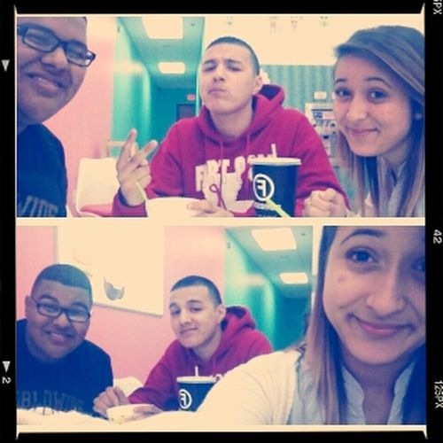 J. And Roke (: