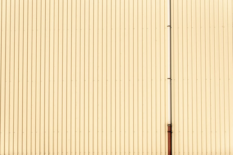 Hoffi99 Architecture No People Pattern Full Frame Backgrounds Built Structure Wall - Building Feature Wood - Material Textured  Brown Yellow Day Indoors  White Color Metal Bamboo - Material Close-up Copy Space Striped