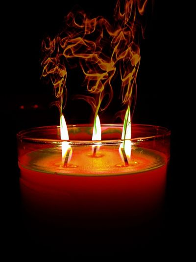 candles give such warmth Flame Candle Warm Orange Heat-temperature Glowing Illuminated