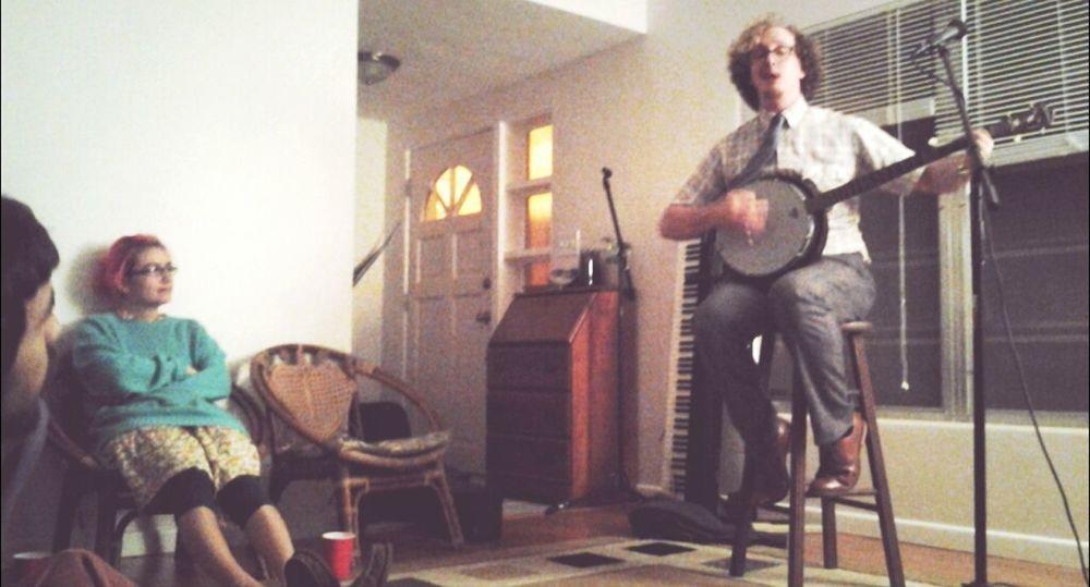 Music Banjo Acoustics