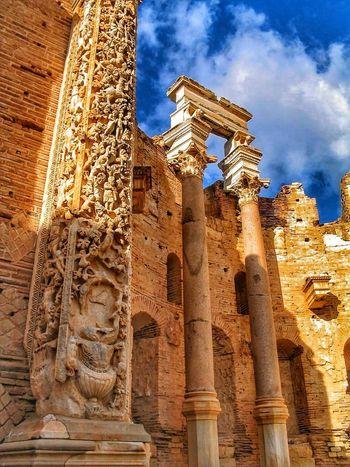 Leptis Magna (libya)