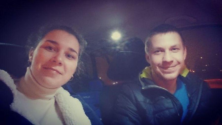 гуляем Катаемся калининград улыбки😊 Kaliningrad_people Люди People Ночь ночнойкалининград ночнойгородпрекрасен