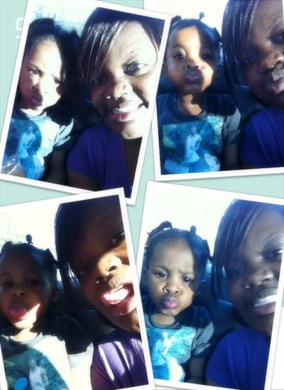 Me And My Lil Cousin