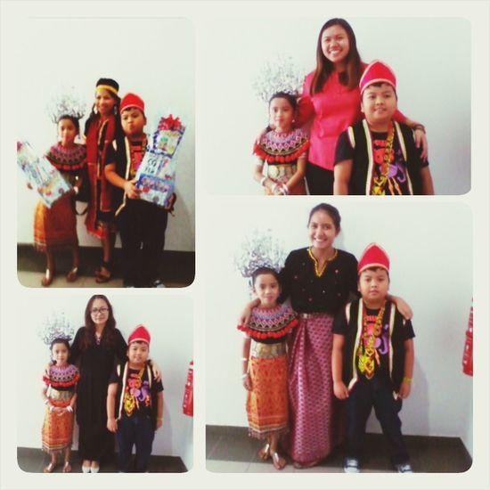 Traditional Costume Kuching#borneo#sarawak