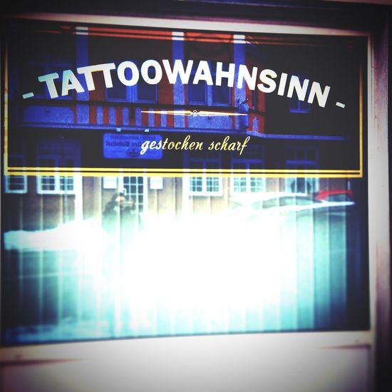 TATTOOWAHNSINN in Kierspe. Der Tätowierer Meines Vertrauens! Tattooartist  TattooLove Taking Photos Hanging Out Check This Out