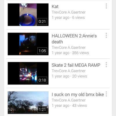 My most views on YouTube 356. Thankyou Youtube Views AnniesDeath Halloween2 followforlike followme followforfollow follow4follow like4follow like4like likeforlike likeforfollow SubscribeToMe