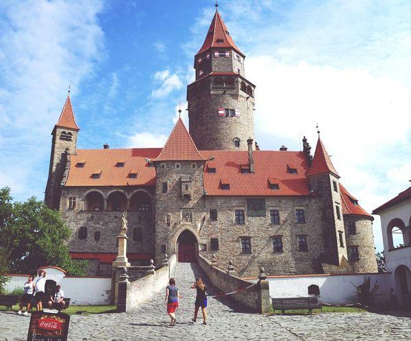 Czech Republic Castle Old Amazing