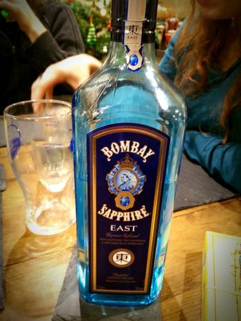 Tried this, ladies? GIN