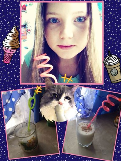 Collage Coctails That's Me