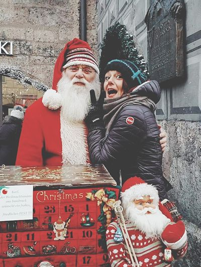 Crismas Adult Two People Adults Only Women Outdoors People City Santa Claus December Christmas Present Christmas Market Christmas Decoration christmas tree Friend Fur Coat Snow Covered Tree Topper Gift Box Unwrapping Gift Wrapping Paper Christmas Stocking Santa Hat Senior Couple Reindeer Snowfall Shopaholic Snowman