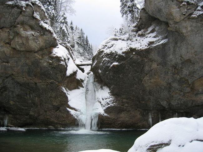 Buchenegger Wasserfall, Oberstaufen Oberstaufen
