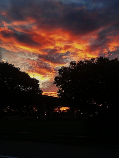 beautiful ain't it? Sunset First Eyeem Photo