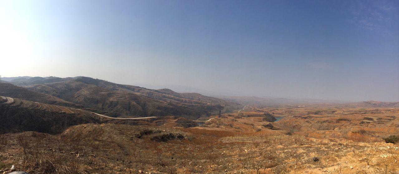 Landscape Mountain Scenics