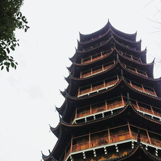 報恩寺。 Architecture Religion Travel Destinations Pagoda History Built Structure Travel Cloud - Sky Sky Quality Time Enjoying Life Spring 2017 Happy Life Travel Architecture Sozhou