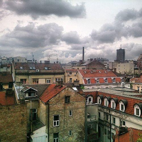 Skadarlija Dorcol Beograd Belgrade srbija serbia sky cielo cloud cloudstagram nature ig_srbija instagramsrbija belgradephoto igbelgrade balkan