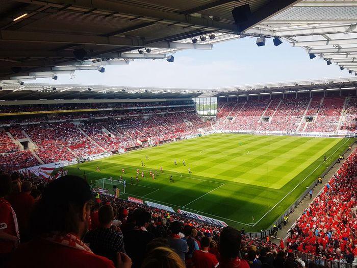 mainz football Mainz Football Fan - Enthusiast Sports Team Crowd Stadium Audience Soccer Field Sport Soccer Spectator Team Sport