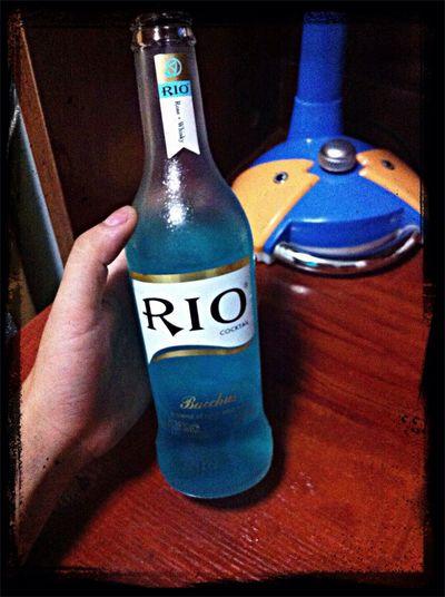 Just soso Rio Drinking Girl Goodnight