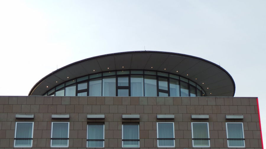 Architecture Architektur Building Glass - Material Haus House Leipzig Low Angle View Pattern Structure Urban Urban Geometry