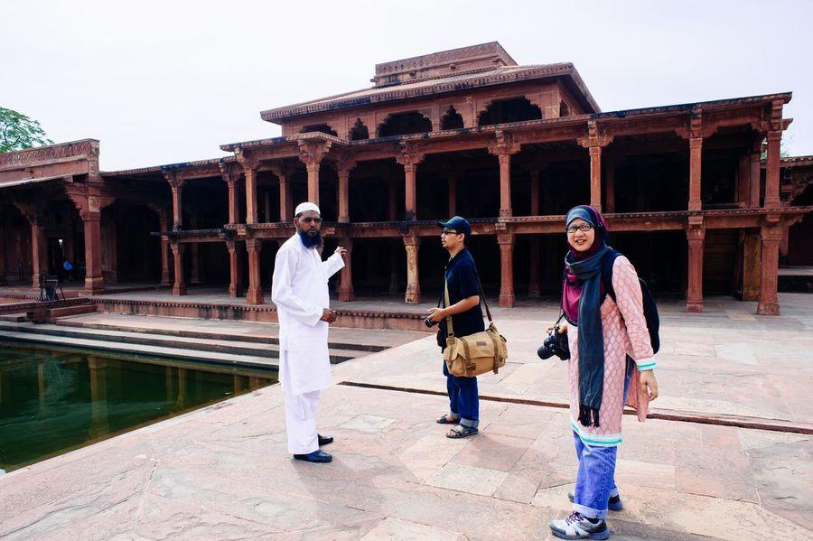 The Adventure Handbook Agra Fatehpur Sikri Fatehpursikri