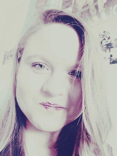 Hi! That's Me Blonde Russian #smile