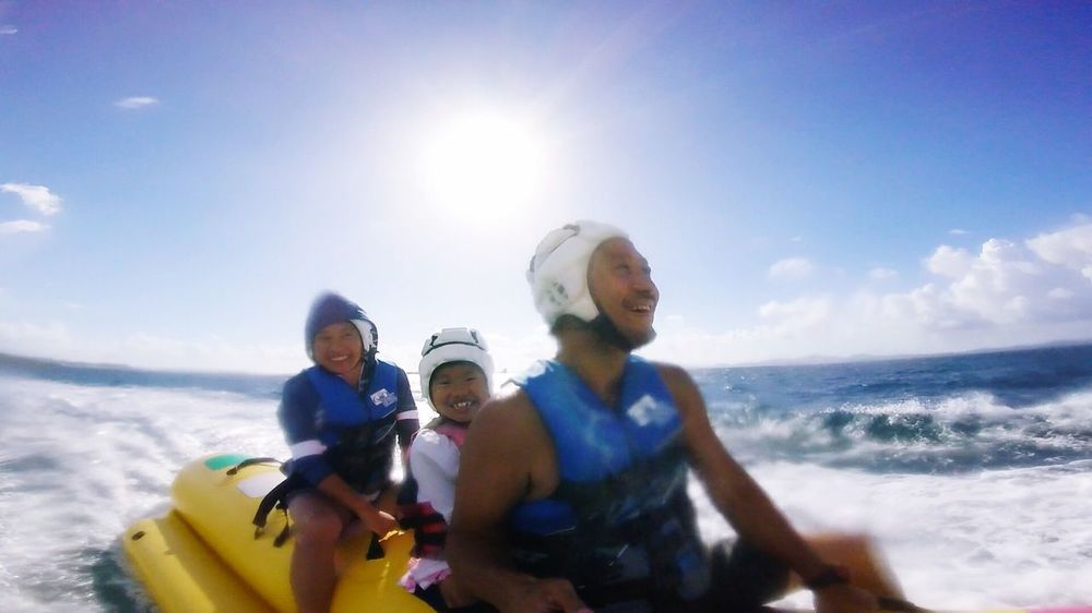 Sea Sky Leisure Activity Vacations Togetherness Lifestyles Tourist Gopro Goprophotography Goprooftheday Traveling Nature Family e mTravel DestinationssCloud - SkyyScenicssMajesticcBeauty In NatureeWeekend ActivitiessBlueeWaterrFunnTranquilityy