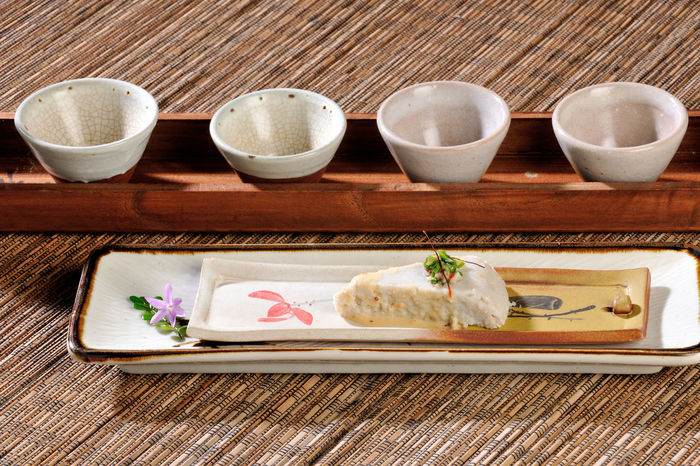 Archival Asian Food Blank Cake Close-up Cultures Day Delicious Eat Food And Drink Full Graphics Hunger Indoors  Japanese-style No People Satisfy Send Studio Shot Taste Tasty Tea Set Utensils Wood - Material