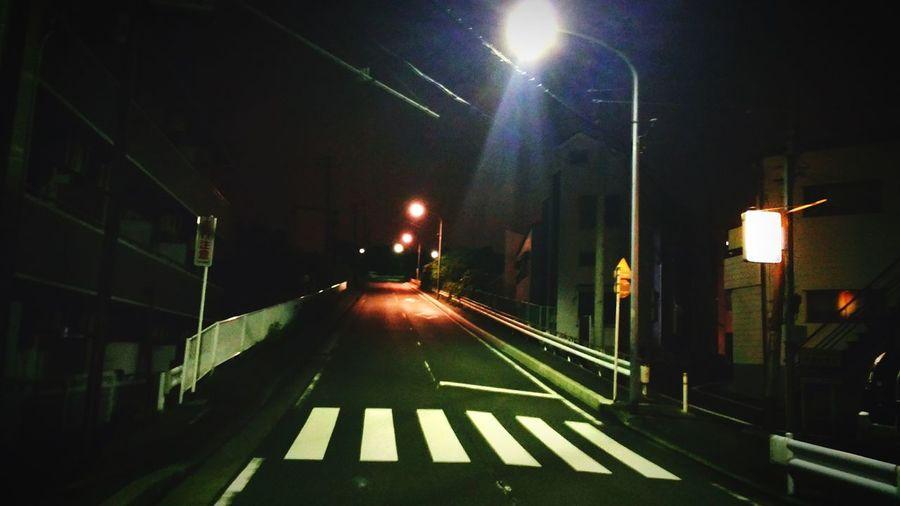 Night Illuminated City Street City Street Light Street No People Architecture Outdoors Building Exterior Ghetto