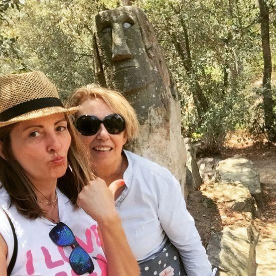 #Excursión Parc de la Serralada del Liroral - Carretera d'Orrius, La Roca del Vallès, Cataluña #Km2 #Impresionante #granito #historia #roca #rostro #naturaleza #visita #Wednesday #relax Otro mundo #bosquemagico #Orrius #LaRocadelVallès 📷 #sandraenergysupport ✌🏻️ @eucasademunt Rocks Rock Catalunyaexperience LaRocadelVallés Orrius Relaxing Excursion Awesome Sandraenergysupport Wednesday