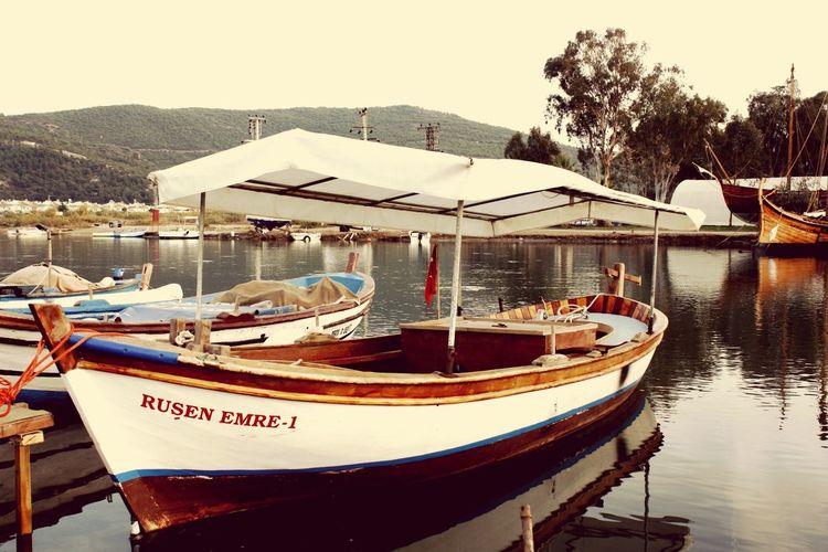 Sea Rowing Boat Pamucak Turkey Eye4photography  EyeEm Nature Lover EyeEm Gallery