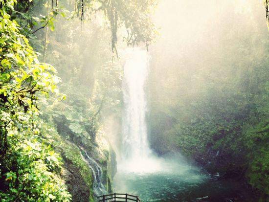 Catarata de la Paz Relaxing Water Drops Mist
