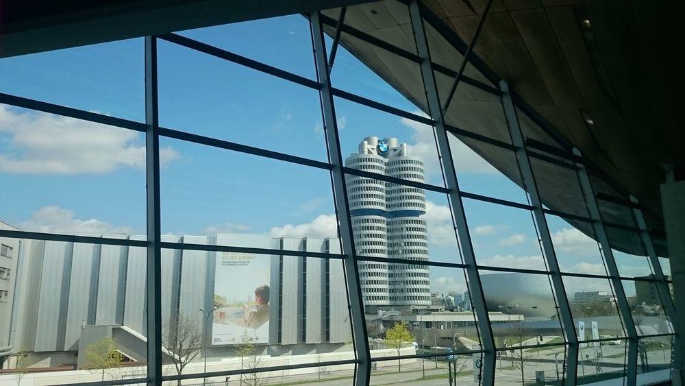 Bmw BMW Welt  Bmw Museum Bmw I ♥ It Bmwlove Bmwmagazine Bmwgram Architecture Building