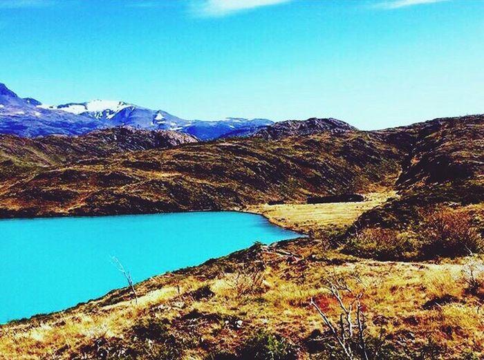 ParqueNacionalTorresDelPaine ParqueNacional TorresDelPaine CampamentoPaineGrande PaineGrande TorresdelPaine Chile ❤️ Chile LagoPehoé First Eyeem Photo Lakepehoé Travel