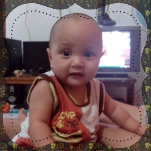 Hey! Meet my lovely niece... her name is Marvy ♥♥♥ ILoveMyNiece INDONESIA Fam :) Selfportrait