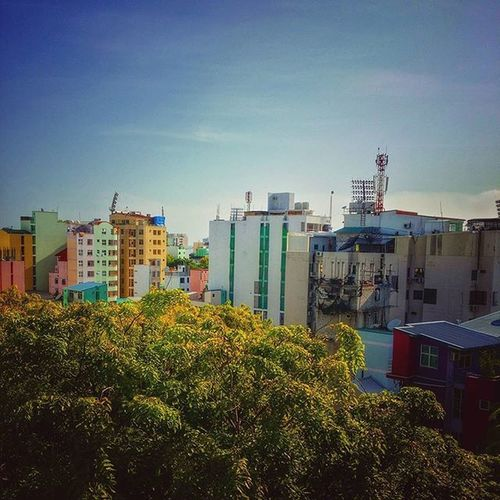 Beautifulday Concretejungle InstagramMV Malecity maldives